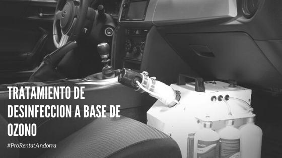 rentador furgonetas 4X4 andorra cotxes alta gama coating